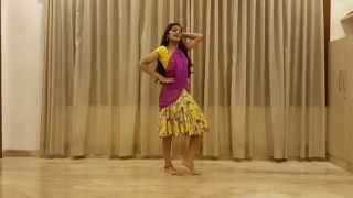 Daaru peeke dance by Srujana Doddamane