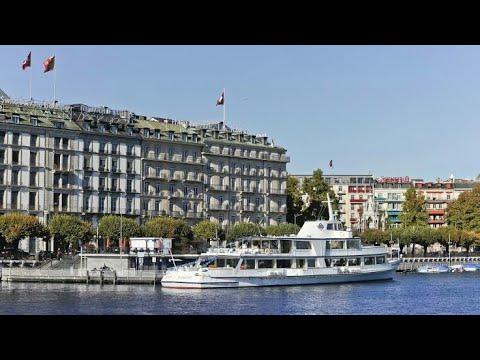 Beautiful Geneva City - Switzerland
