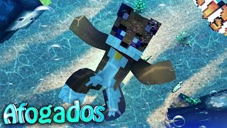 Minecraft AFOGADOS : O PUPPY SE AFOGOU !!! #08 thumbnail