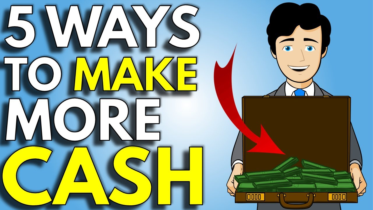 You'll Make More Money If You Do These 5 Things | How To Make More Money