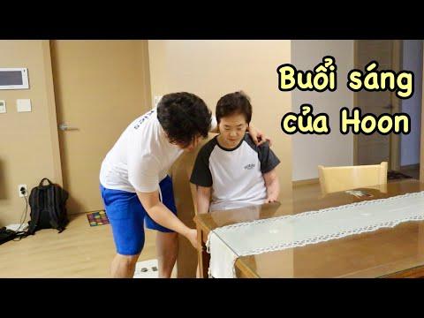 Vlog 399| Buổi sáng của Hoon dành cho những người phụ nữ trong gia đình