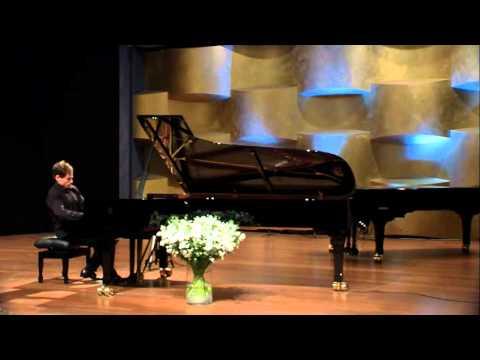 Liszt - From Trois Etudes de Concert - Boris Giltburg
