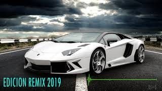 EDICION REMIX 2019 BASS DJD