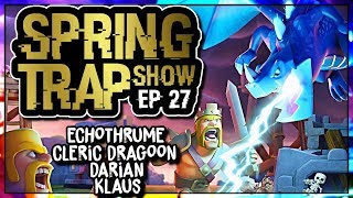 TH12 UPDATE TALK WITH DARIAN and KLAUS | Spring Trap ep. 27 | Clash of Clans