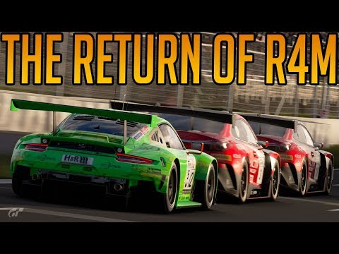 Gran Turismo Sport: R4M Returns to Fight Through the Pack