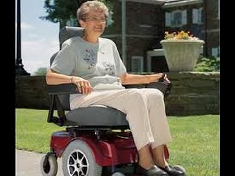 Electric Power Wheelchair Pride Mobility | IMC Heartway Rumba HP4 Review