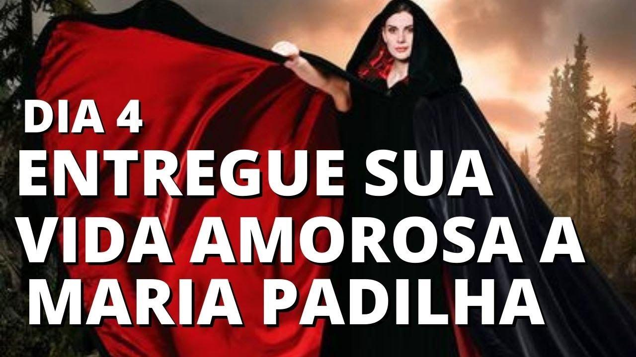 Download DIA 4: CORRENTE DO AMOR À POMBA GIRA MARIA PADILHA PARA SUA VIDA AMOROSA  - ORAÇÃO PODEROSA 4/7