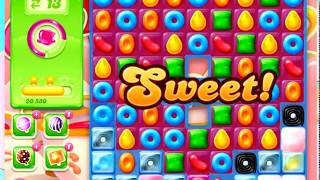 Candy Crush Jelly Saga Level 1156 *** 1 booster