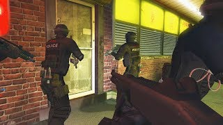 Swat 4 Elite Force - Restaurant Raid