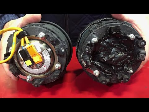 Behind The Lens: Counterfeit Airbags