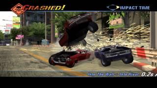 Burnout 3 Takedown PCSX2 Gameplay 1080p 60fps