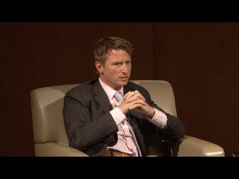 Distinguished Speaker Series: Jonathan Bush - Co-founder, CEO ...