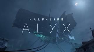 Half Life  Alyx Announcement Trailer