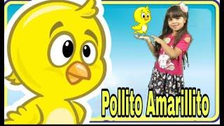 El Pollito Amarillito 🐥| Canción Infantil | Meu pintinho amarelinho Versão Espanhol