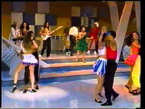 KAOMA LAMBADA SIEMPRE EN DOMINGO 1989