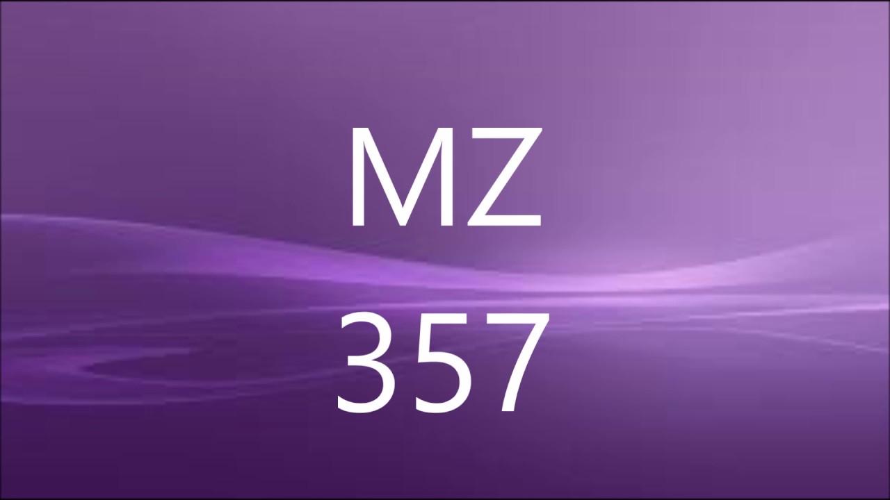 mz 357 mp3