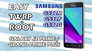 Samsung G532G,G532G/DS ,J2 Prime After Doing The Root Show
