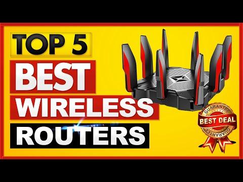Best Router 2021 [TOP 5 Picks In 2021]✅✅ Best Wireless Routers TP-Link VS Asus VS Amazon VS Netgear