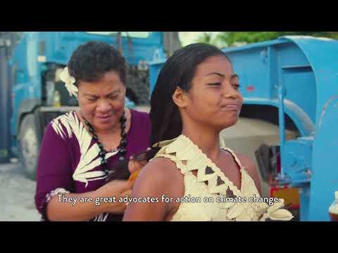 24 Hours of Reality 2017: Weight of the World (Kiribati)