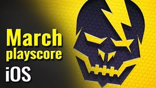 iOS Playscore Scoop March 2018