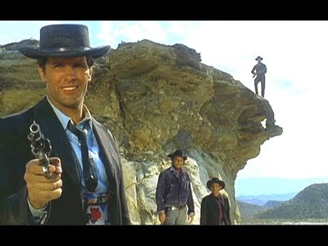 MAN FROM NOWHERE aka ARIZONA COLT (Spaghetti Western, Full Length Movie, English, HD) *free films*