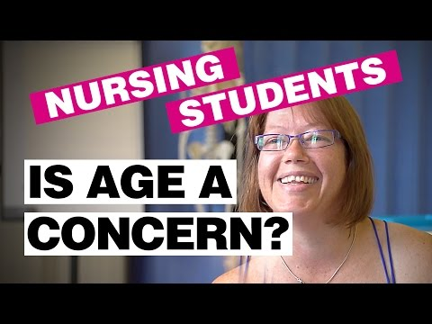 Is Age A Concern? | Nursing Students Q&A