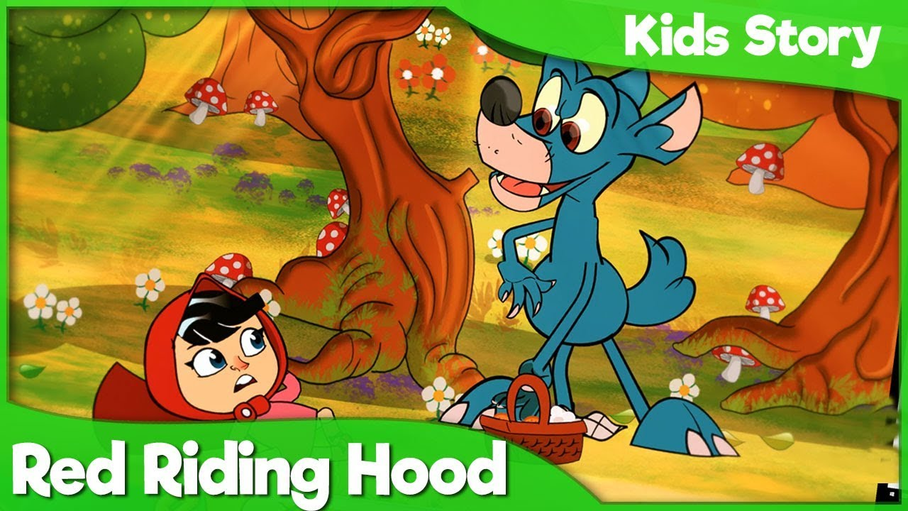 Download Little Red Riding Hood Kids Story   English Fairy Tales   Stories for Kids