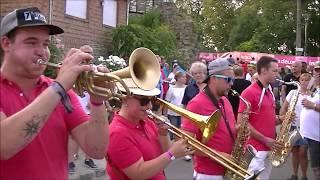 "Seven's Brass  aux Bandas en Délire 2018 Dalhem ""Danza Kuduro"""