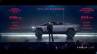 WATCH LIVE! Elon Musk presents the new Tesla Cybertruck Launch