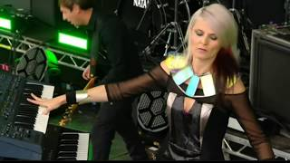 Faithless  -  Emergency -  Machines R US  -  T In The Park