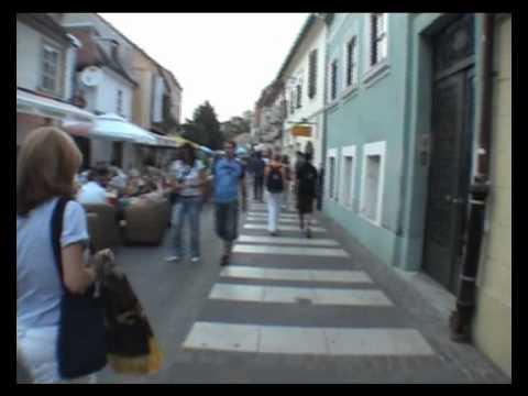 Zagreb (Hrvatska) - Zagreb (Croatia)