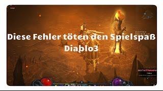 Diablo 3: Diese Fehler töten euren Spielspaß