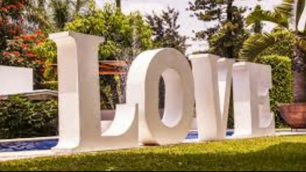 Jardines Salones Y Terrazas Para Fiestas Youtube