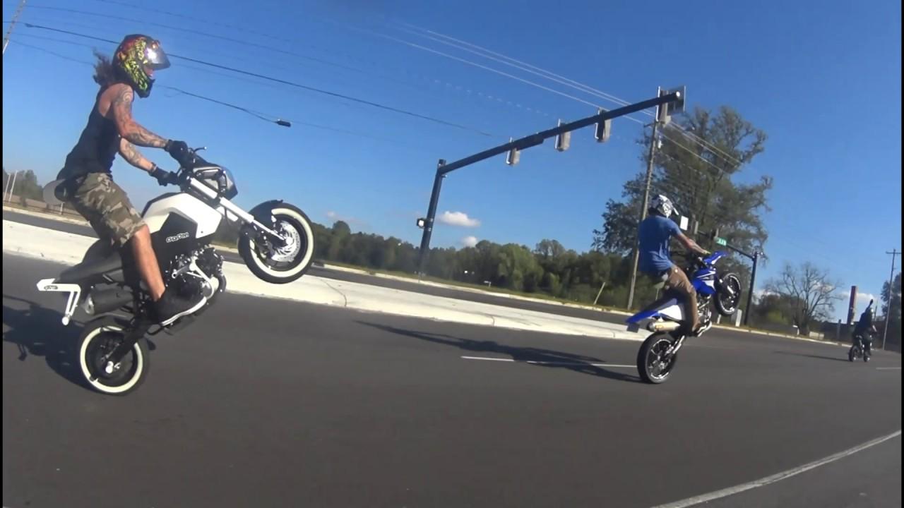 Ssr Pit Bike Stunt Parts Ogm