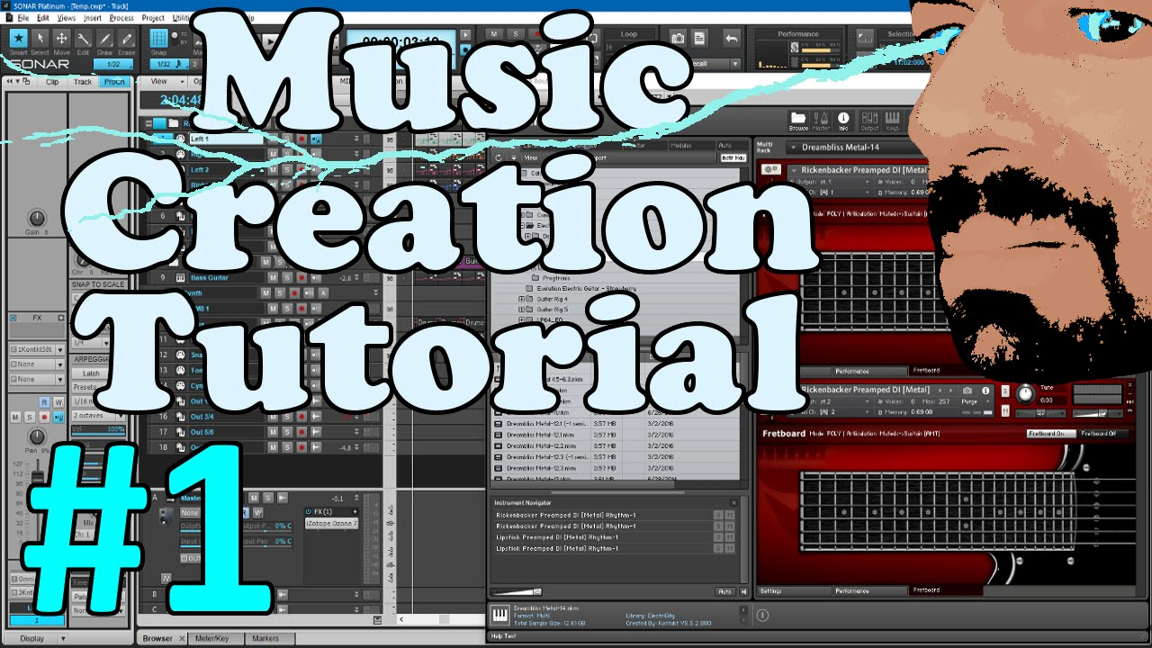 Cakewalk SONAR Platinum 22 download torrent – Creative Mega