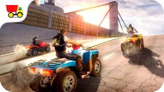 Bike Racing Games - ATV Quad Bike Racing Mania #2 - Gameplay Android & iOS free games
