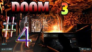 DOOM 3 / #4 HEAR PINKY!! AND A NEW WEPIN YES!!!