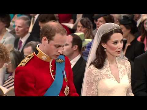 the royal wedding- guide me O thou great redeemer