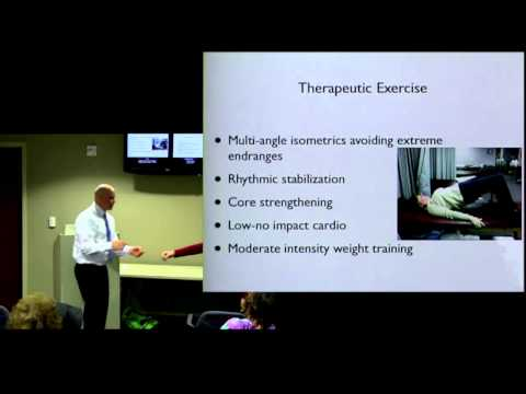 CSF presents Modified & Alternative Physical Therapy Options for the EDS & Chiari Patient