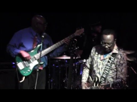The Preston Shannon Band  - Live at B.B. King's Blues Club - 3/13/2016