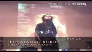 "Bewok - Kantong Permen Bogor - Puisi ""Perjalanan Kubur"" - Sutardji Calzoum Bachri"