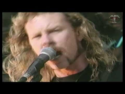 Metallica  RARE   Creeping Death   Milton Keynes UK 1993