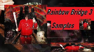 Songs sampled on Sematary - Rainbow Bridge 3