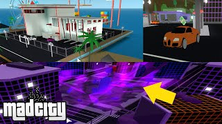 A NEW CAR, NEW CRIMINAL BASE AND ALIEN INVASION??? - ROBLOX Mad city