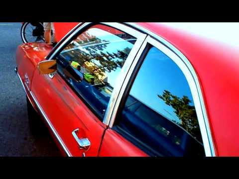 The original 1971 Ford Pinto, 1st year.  DougCameraman