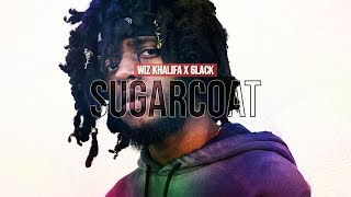 "Wiz Khalifa x 6LACK Type Beat 2019 - ""Sugercoat"" (Prod. by Cellebr8)   Rap Instrumental [FREE]"