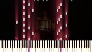 Tất Cả Tại Anh - Karik X Emma - Piano Cover + Sheet Piano - Piano Tutorial