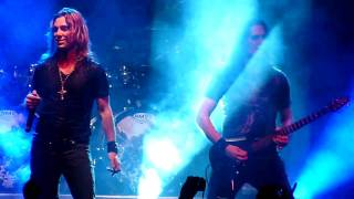 Angra - Unfinished Allegro / Carry On / Nova Era live @ C. R. Caxiense