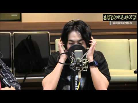 [ENGSUB] 150625 Noon Song of Hope - Xiumin's & Sehun's aegyo