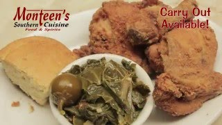 Gambar cover Monteens Southern Cuisine